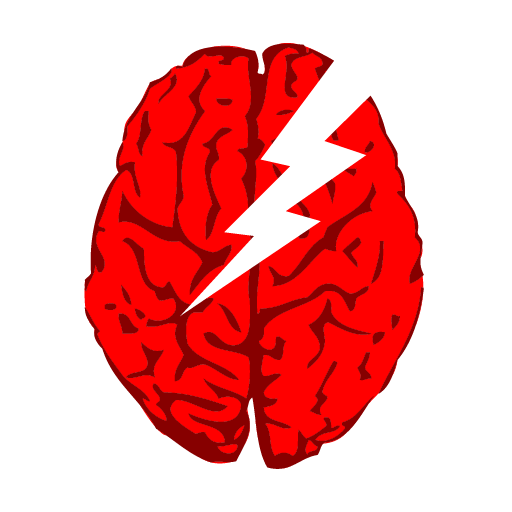 Fragile Minds logo.